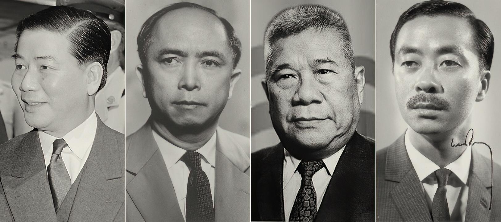 Chính Khách Sài Gòn: Phân Tích Bốn Nội Các